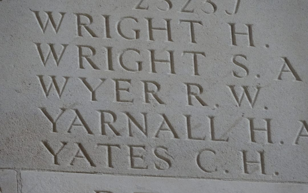 Remembrance – Robert Wilson Wyer