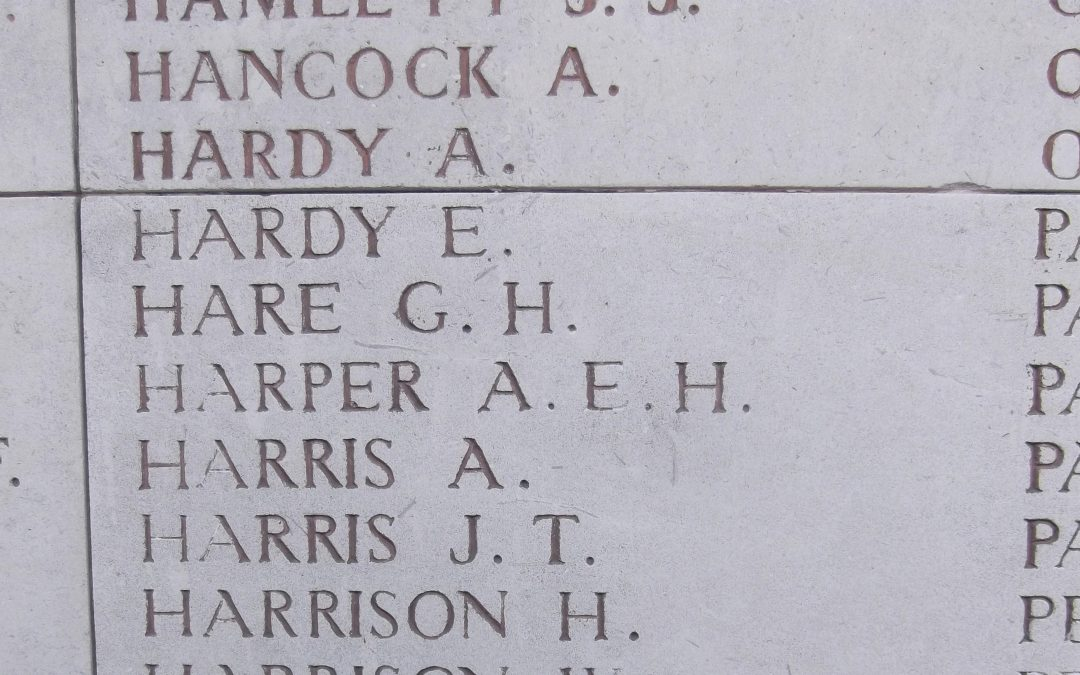 Remembrance – George Henry Hare